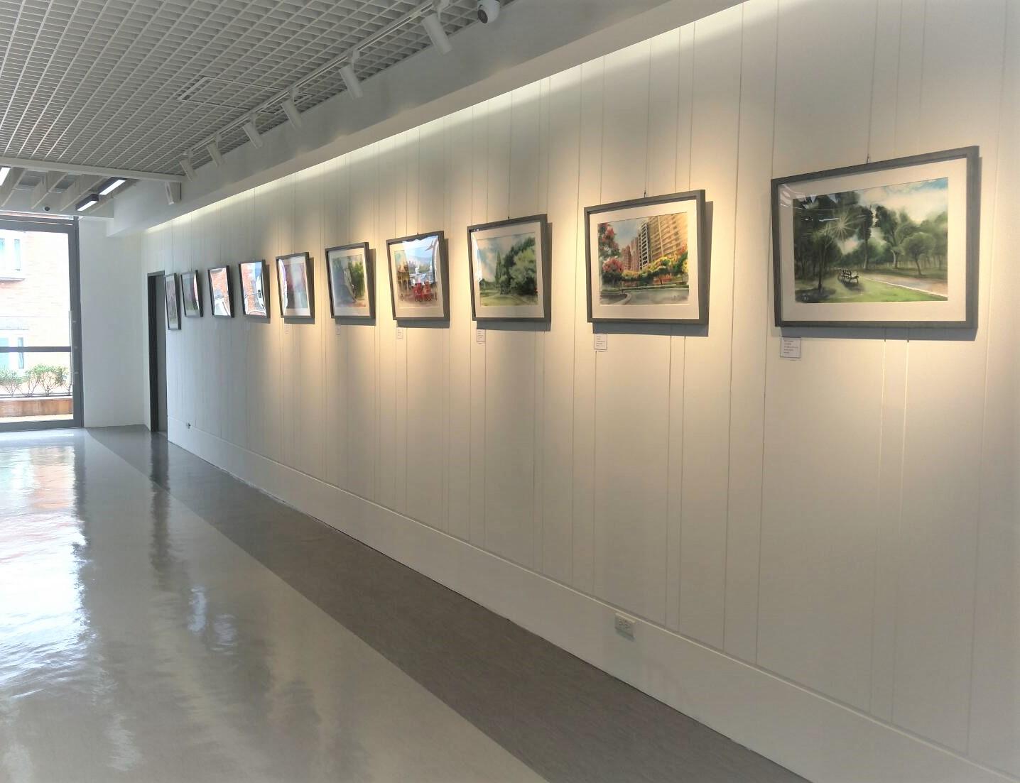 林口西林圖書閱覽室-Easy Art-我的藝廊